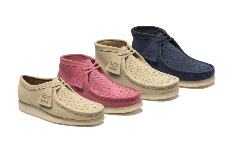 Supreme x Clarks 2016 Spring/Summer Collection