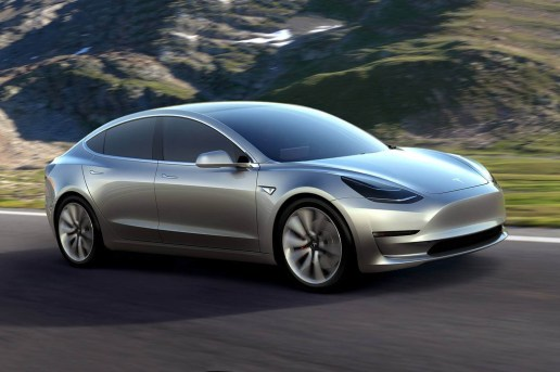 Elon Musk Confirms That Tesla's Model 3 Will Have a Ludicrous Mode