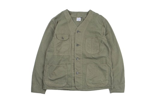 The Bureau Belfast Releases Exclusive orSlow Poplin Railroad Jackets