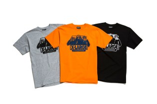 XLARGE Commemorates Its 25th Anniversary With The Hundreds