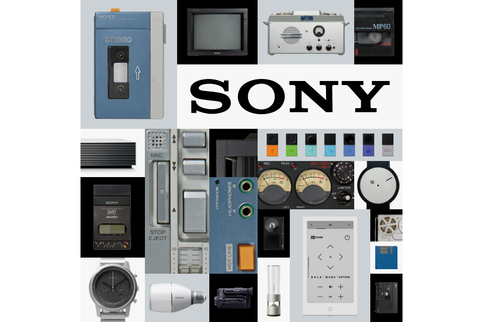 THE PARK・ING GINZA Celebrates Sony's 70th Anniversary With Special Installation