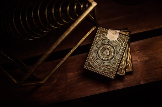 These Intricate Playing Cards Are Works of Art