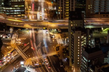 Travel Through Tokyo in This Alluring Hyperlapse Video