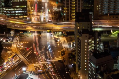 Travel Through Toyko in This Alluring Hyperlapse Video