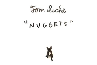 "Tom Sachs Is Opening ""Nuggets"" Tonight at Jeffrey Deitch"