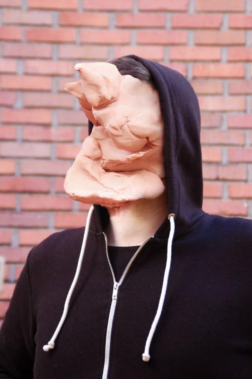 Tomba Lobos Creates Disturbing Play Doh Portraits