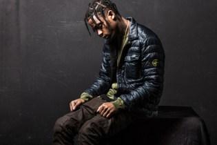 Travis Scott Shares Third Album Title During 'ANTI' World Tour Stop
