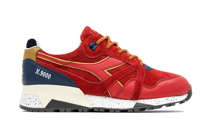UBIQ Brings Some Philly Inspiration to the Diadora N.9000