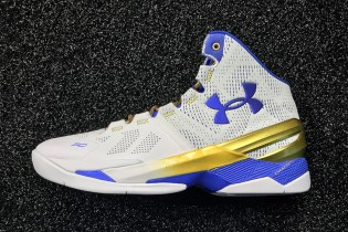 Under Armour Already Made Curry 2 Shoes for the NBA Finals