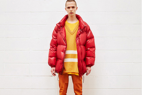 UNUSED Highlights Striking Outerwear and Revisited Athletic Staples