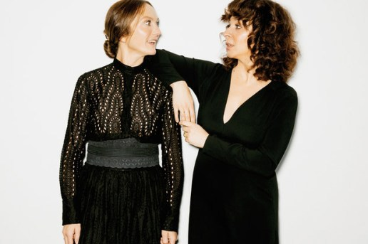 Vanessa Beecroft and Maya Rudolph Meet for the First Time and Clunk Coconuts
