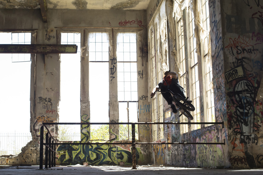 Vans Presents 'ILLUSTRATED,' Its First-Ever Feature-Length BMX Video