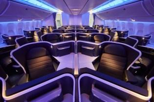Virgin Australia Redesigns Its Business Class Cabin for Sleek Luxury