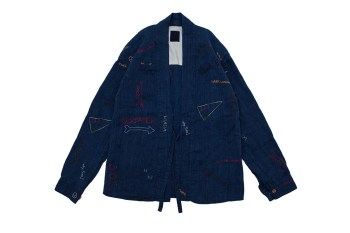 visvim Doodles All Over Its Lhamo Shirt
