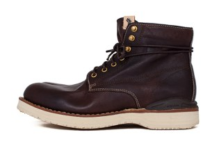 visvim's Webstore Dropped an Exclusive Version of the VIRGIL BOOTS-FOLK