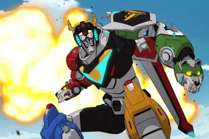 The 'Voltron: Legendary Defender' Official Trailer Is Finally Here