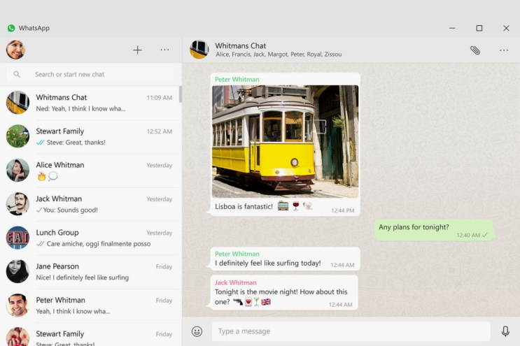 WhatsApp Finally Has a Proper Desktop App