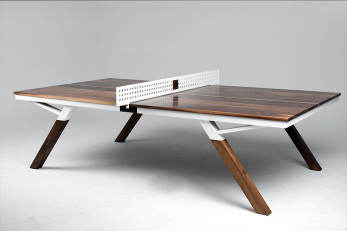 This Ping Pong Table Doubles as a Conference or Dining Table
