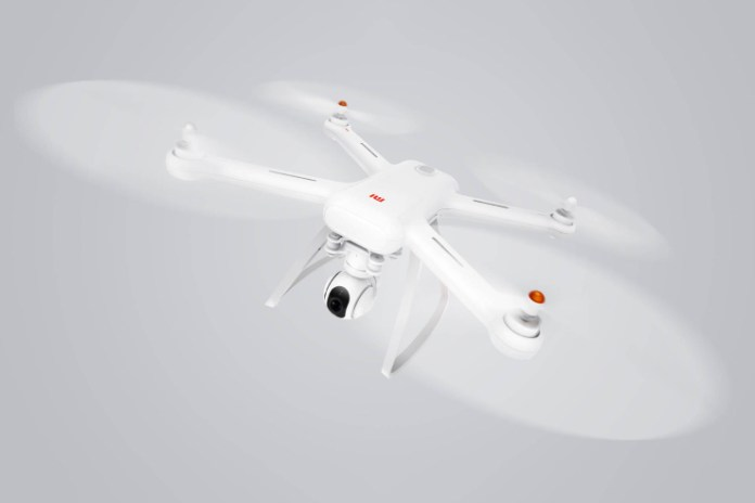 Xiaomi Unveils Its Mi Drone and It Isn't Just for Rich Kids