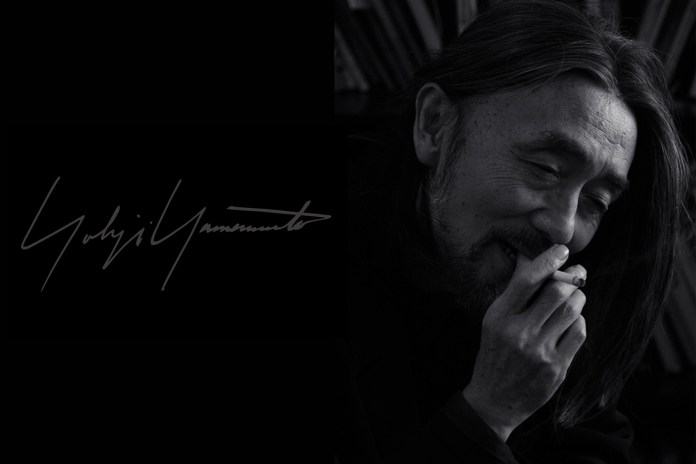 Yohji Yamamoto's Life as a Designer Draws Parallels to Batman