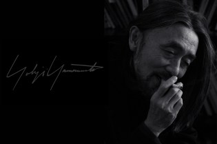 Yohji Yamamoto's Life as a Designer Draws Parallels to Batman