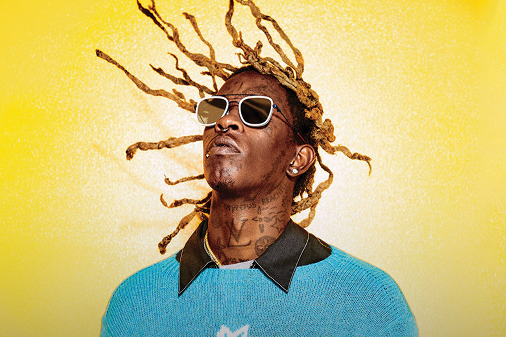 """Young Thug Drops New Track """"Who Want Some"""" Featuring Young Mazi"""