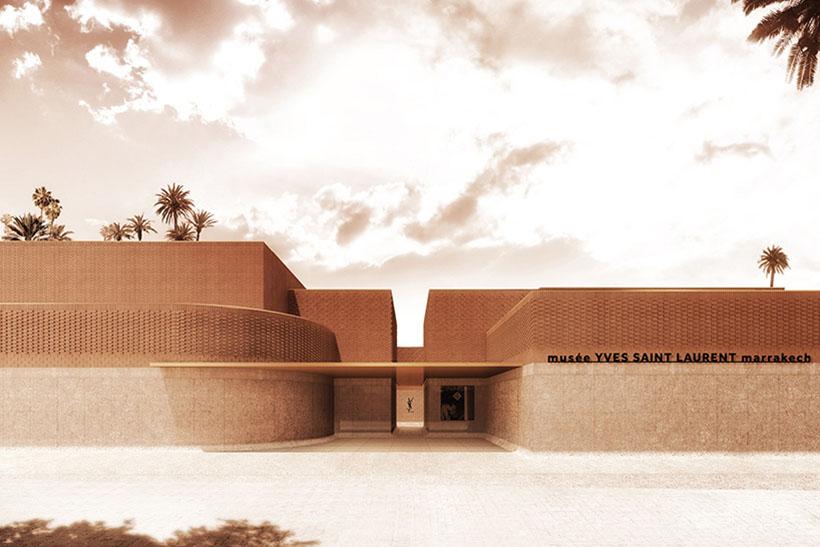 Yves Saint Laurent Museum Scheduled to Open in Marrakesh in 2017
