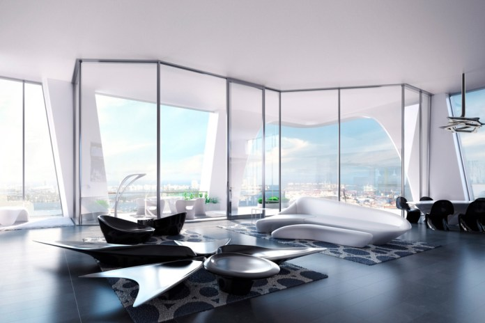 Art Meets Architecture and Design in Zaha Hadid's One Thousand Museum in Miami