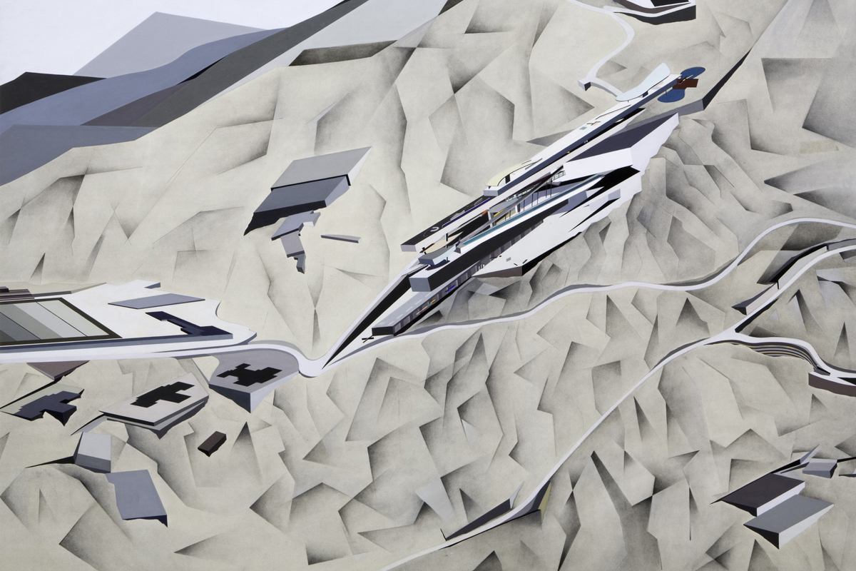 Zaha Hadid Retrospective Exhibition to Open in Venice