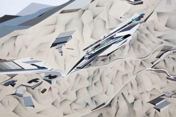 Zaha Hadid Retrospective Exhibition to Open in Venice
