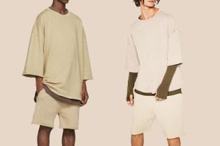ZARA's New Collection Looks Suspiciously Like Yeezy Season