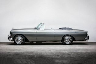 Take a Look at the Extremely Rare 1963 Bentley S3 Continental Drophead Coupe