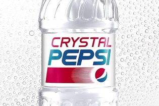 Crystal Pepsi Is Making a Comeback This Summer