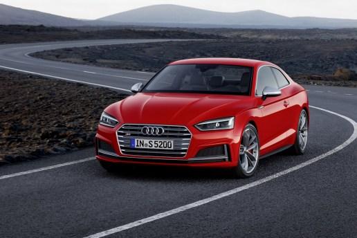 Audi Unveils the 2017 A5 & S5