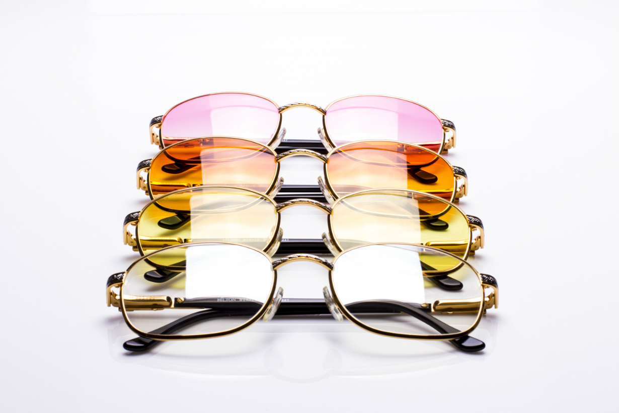 40oz Van & Vintage Frames Collaborate On An Exclusive Eyewear Collection