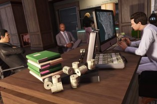 "'Grand Theft Auto Online' Expansion ""Further Adventures in Finance and Felony"" Gets a Trailer"
