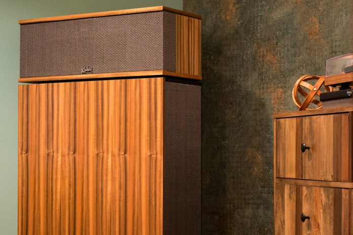 Klipsch Celebrates Its 70th Anniversary With a Throwback to the Original Klipschorn Loudspeaker