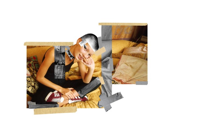 """A Distorted Kate Moss Featured in the adidas Originals """"Remember the Future"""" Video"""