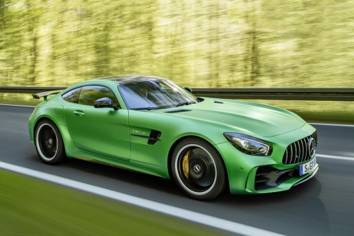 The New Mercedes-AMG GT R Is the #BeastoftheGreenHell
