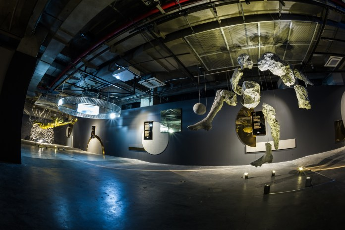 """A Look Inside the Olivier Rousteing x NikeLab """"The Circle"""" Exhibition"""