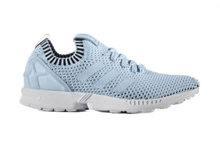 adidas Drops a Baby Blue ZX Flux Sneaker With Primeknit
