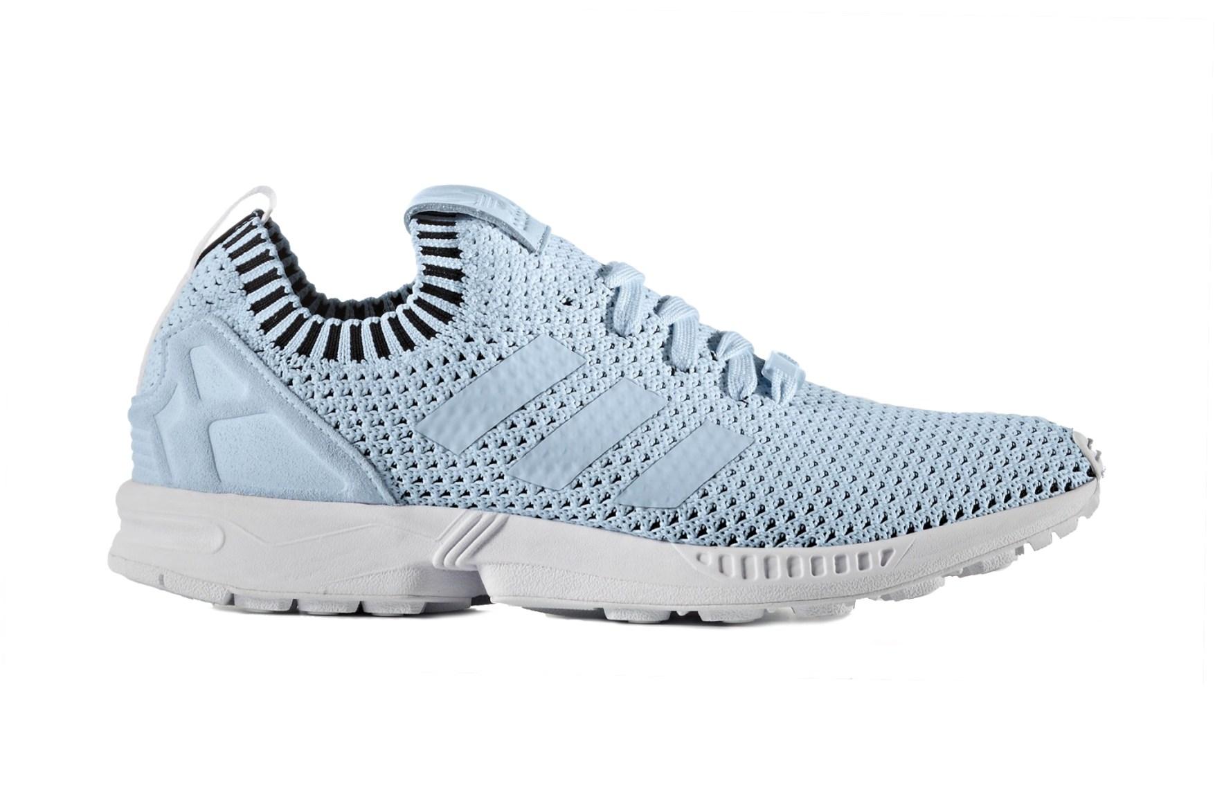 adidas zx flux primeknit sneaker hypebeast. Black Bedroom Furniture Sets. Home Design Ideas