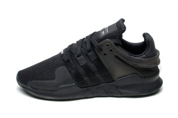 """adidas EQT Support ADV Gets the """"Triple Black"""" Treatment This Summer"""