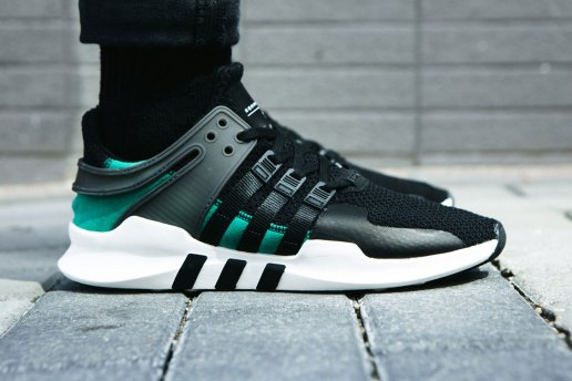 "A Closer Look at the adidas Originals EQT Support ADV ""Sub Green"""