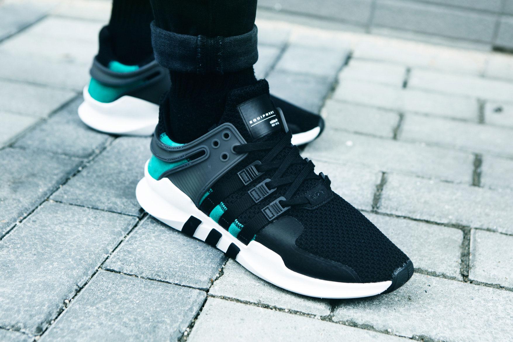 new product bb584 90a05 ... per uk 5a989 1f204 good adidas originals eqt support adv sub green  059f8 1f095