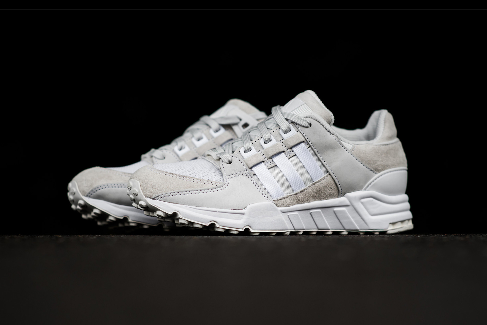 """The adidas Originals EQT Support '93 Drops in """"Vintage White"""""""