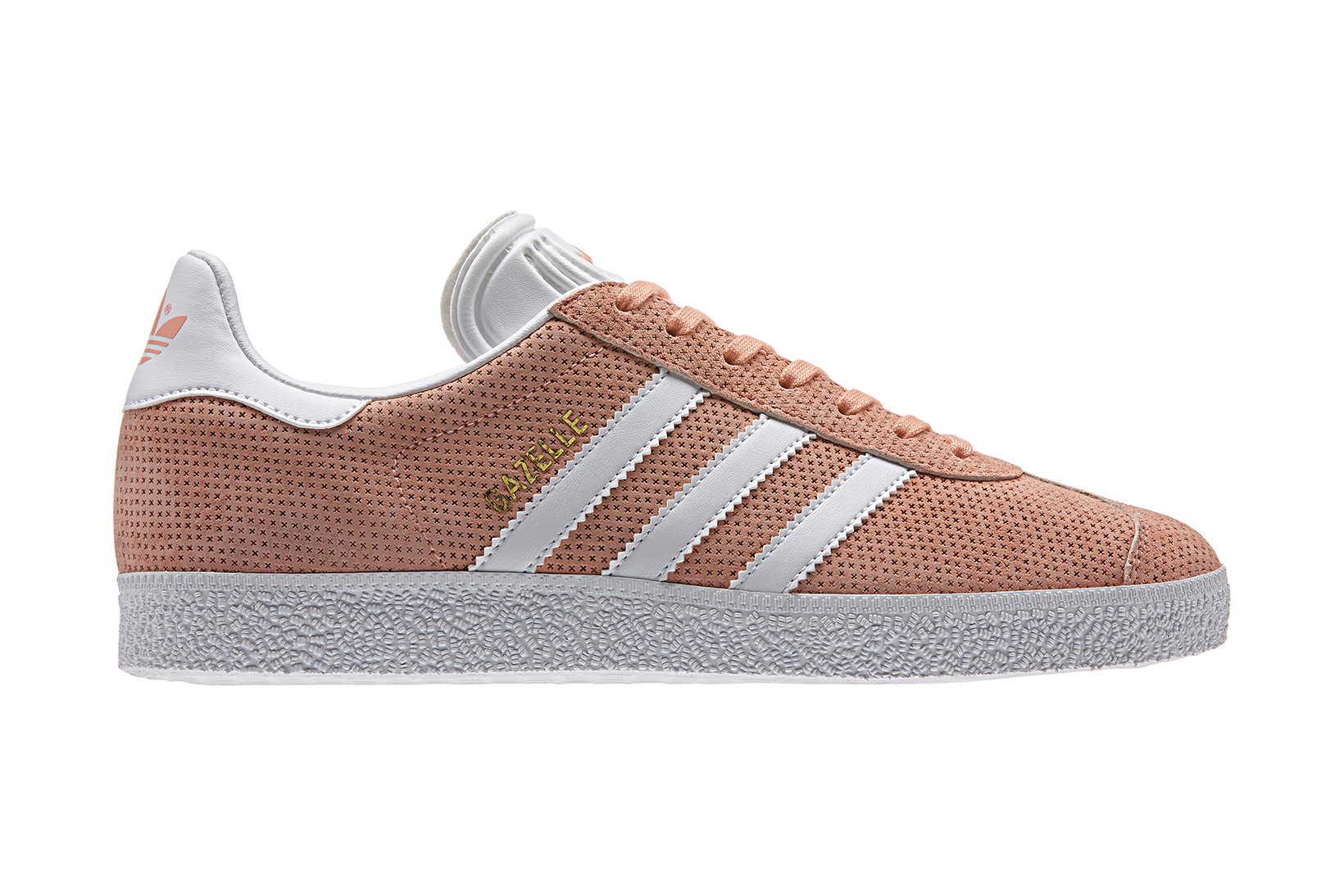 adidas Gives the Resurrected Gazelle a High-End Material Treatment
