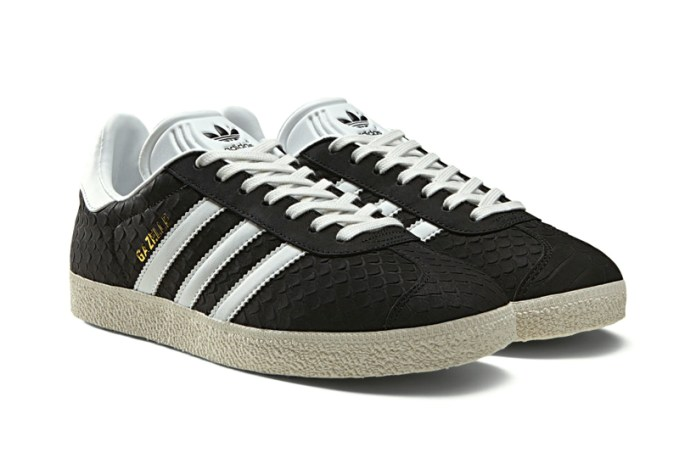 "adidas Originals Gazelle Receives a ""Sliced Snake"" Makeover"