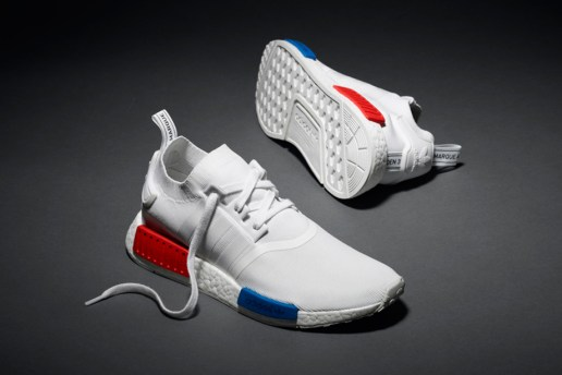 "The adidas Originals NMD R1 ""White OG"" & NMD City Sock ""Black"" Are Finally Dropping in the U.S."