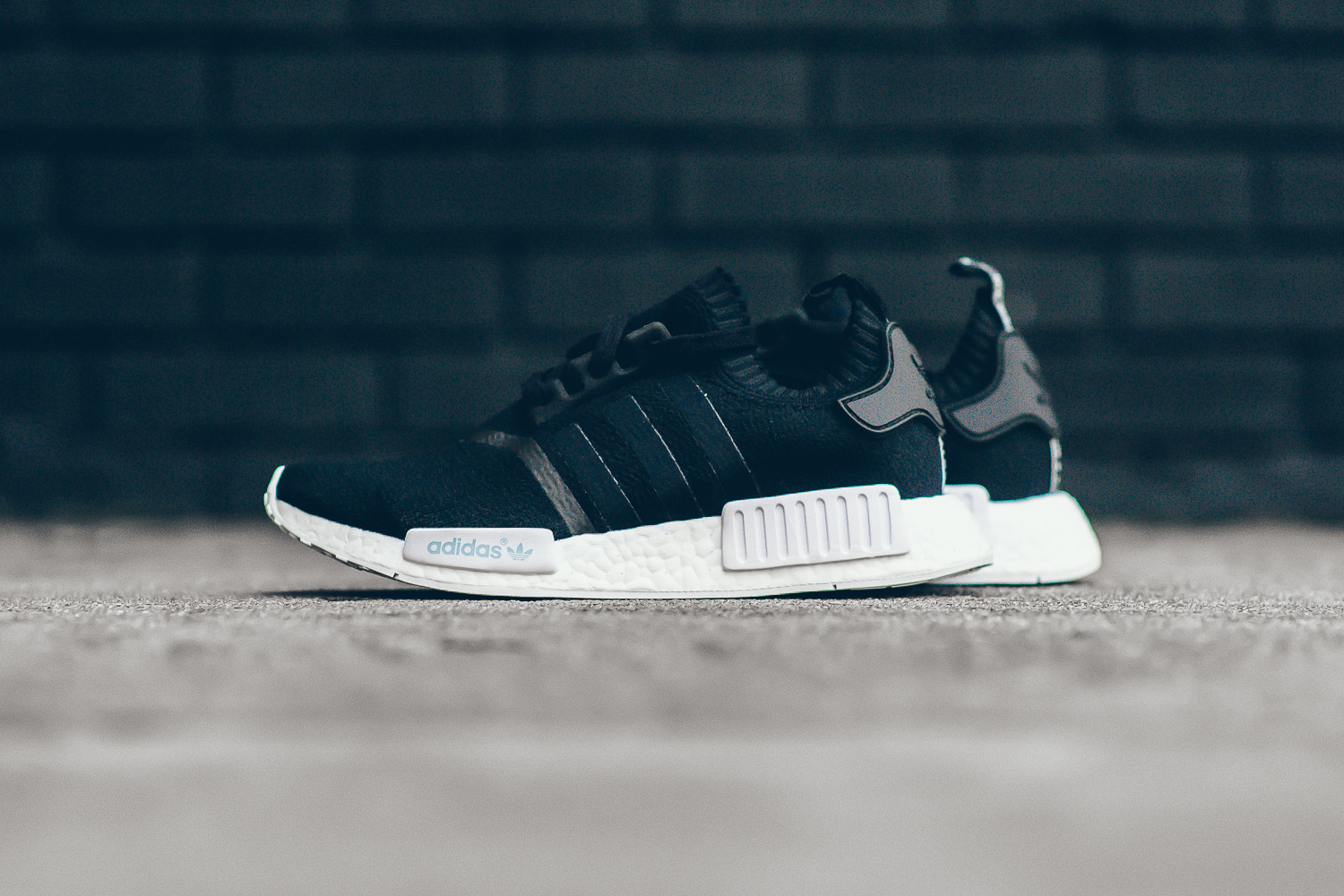 The NMD R2s are better I got BOTH Adidas NMD R1
